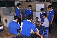 Học phí nghề sửa chữa Điện Lạnh
