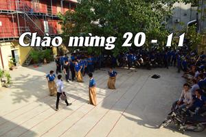 Các hoạt động tập thể chào mừng Ngày Nhà Giáo Việt Nam 20/11