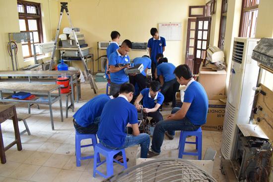 Dạy nghề sửa chữa Điện Lạnh - Uy Tín, Chất Lượng Nhất Miền Bắc